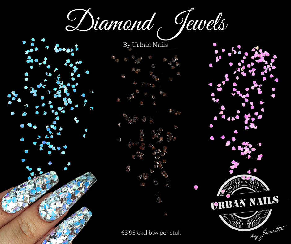 Diamond jewels
