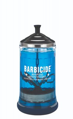 Barbicide Desinfectieflacon RVS Dompelaar 750ml