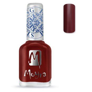 Moyra Stempellak 03 Burgundy Red