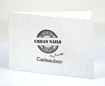 Urban Nails Cadeaubon €12,50