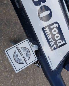 Urban Nails Caddy Card Winkelwagen Muntje 25stuks