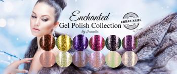 Urban Nails Be Jeweled Enchanted 1 Gelpolish Collection
