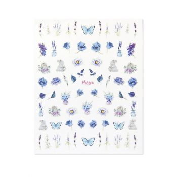 Moyra Matrica Nail Art Sticker 16