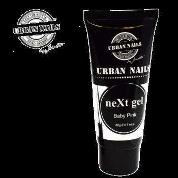 Urban Nails NeXt Gel Tube Baby Pink 60 gram