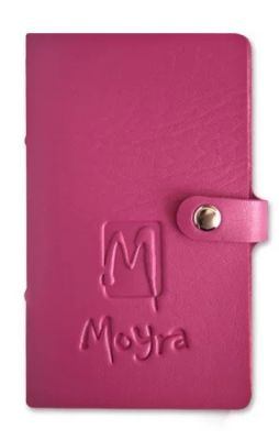 Moyra Mini Plate Holder Pink