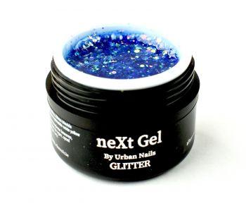 Urban Nails NeXt Gel Glitter 01