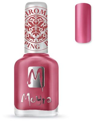 Moyra Stempellak 29 Chrome Rose