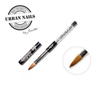 Urban Nails Exclusive Line Acrylpenseel Kolinsky 10