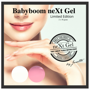 Urban Nails NeXt Gel Babyboom Limited Edition