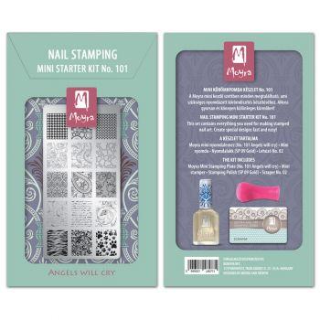 Moyra Mini Stamping Kit 101