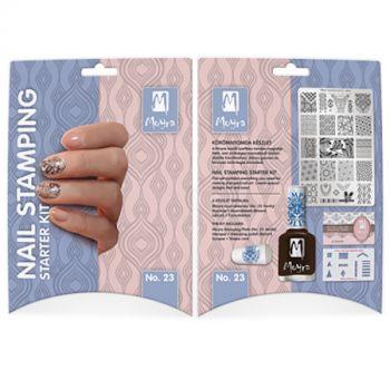 Moyra Stamping Starter Kit 23 Vanity