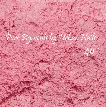 Urban Nails Pure Pigment 40 Pastel Roze