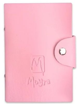 Moyra Plate Holder Pink