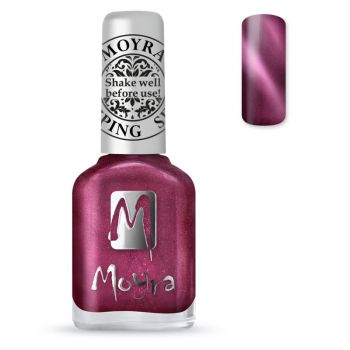 Moyra Stempellak 32 Cateye Red
