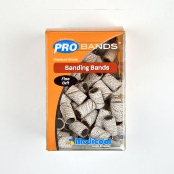 Urban Nails Zebra Sanding Bands Fine 100 stuks