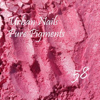 Urban Nails Pure Pigment 58