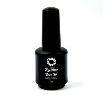 Urban Nails Rubber Base Gel Milky White