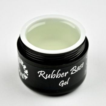 Urban Nails Rubber Base Gel Clear 30ml