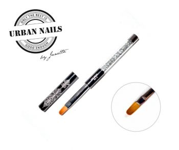 Urban Nails Exclusive Line Gel Oval 8