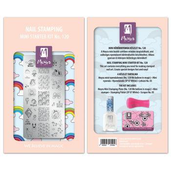 Moyra Mini Stamping Kit 120