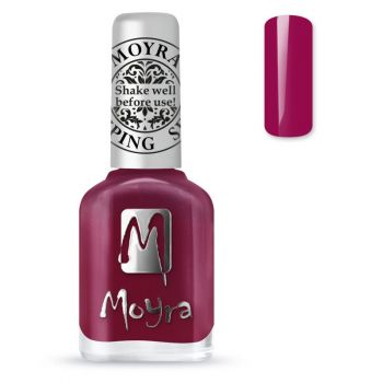 Moyra Stempellak 40 Amaranth Red