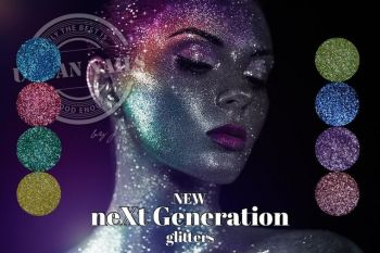 Urban Nails Next Generation Glitter Collection