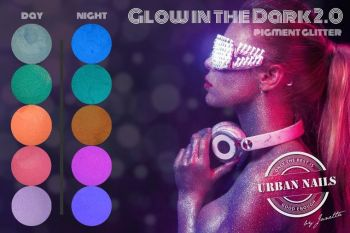 Urban Nails Glow In The Dark Collection 2.0