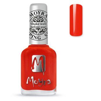 Moyra Stempellak 41 Amber Orange