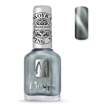 Moyra Stempellak 30 Cateye Silver