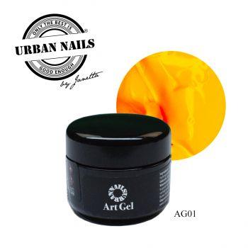 Urban Nails Art Gel 01