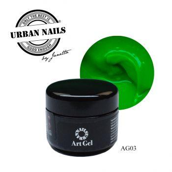 Urban Nails Art Gel 03