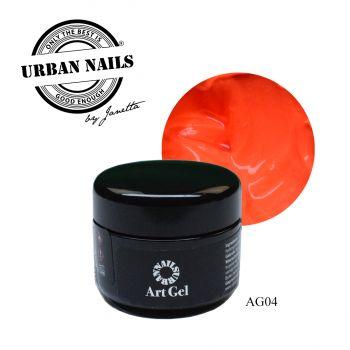 Urban Nails Art Gel 04