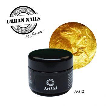 Urban Nails Art Gel 12