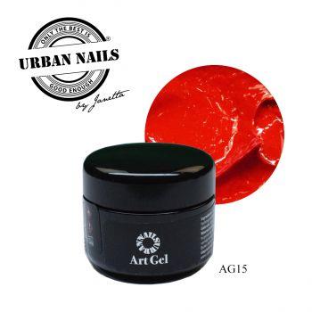 Urban Nails Art Gel 15