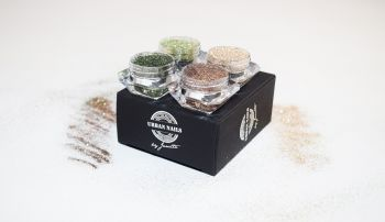 Urban Nails Army Glitter Collection
