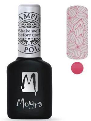 Moyra Stempel Gelpolish 05 Pink