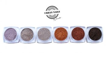 Urban Nails Boho Chic Glitter Collection