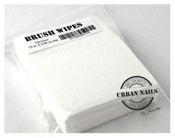 Urban Nails Brush Wipes 75stuks