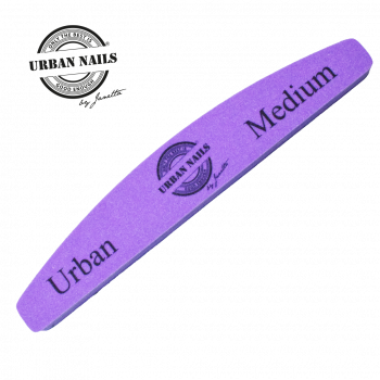 Urban Nails Buffer Paars Medium