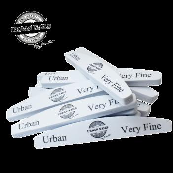 Urban Nails Buffer White Very Fine 18st