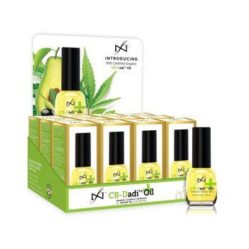 CB Dadi Oil Display 12 x 14.3ml