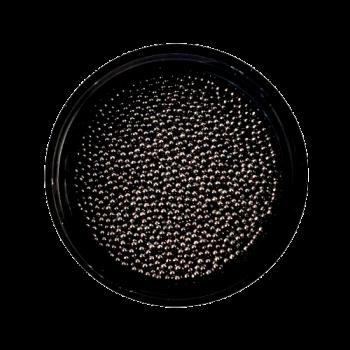 Urban Nails Caviar Beads Gun Metal Black 0,8mm