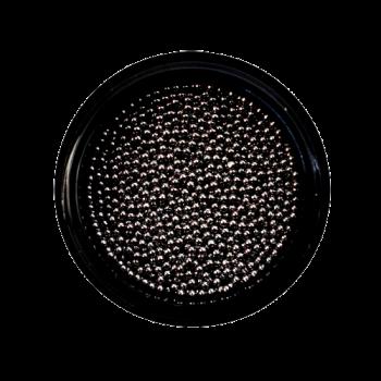 Urban Nails Caviar Beads Gun Metal Black 1,0mm