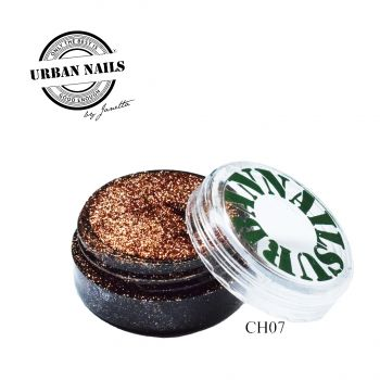 Urban Nails Chrome Pigment 07