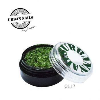 Urban Nails Chrome Pigment 17