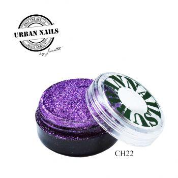 Urban Nails Chrome Pigment 22