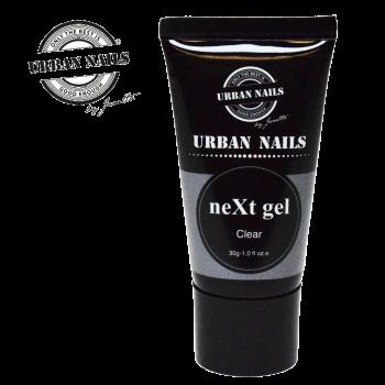 Urban Nails NeXt Gel Tube Clear 30 gram