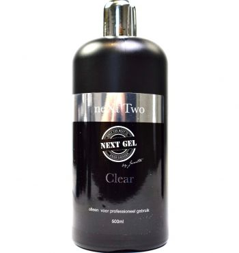 Urban Nails NeXt Two Liquid Clear 500ml