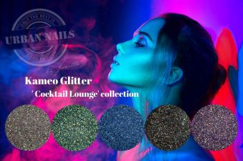 Urban Nails Kameo Glitter Cocktail Lounge