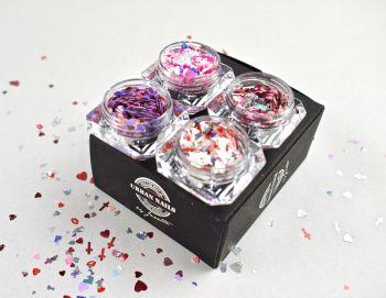 Urban Nails Valentine Glitter Collection
